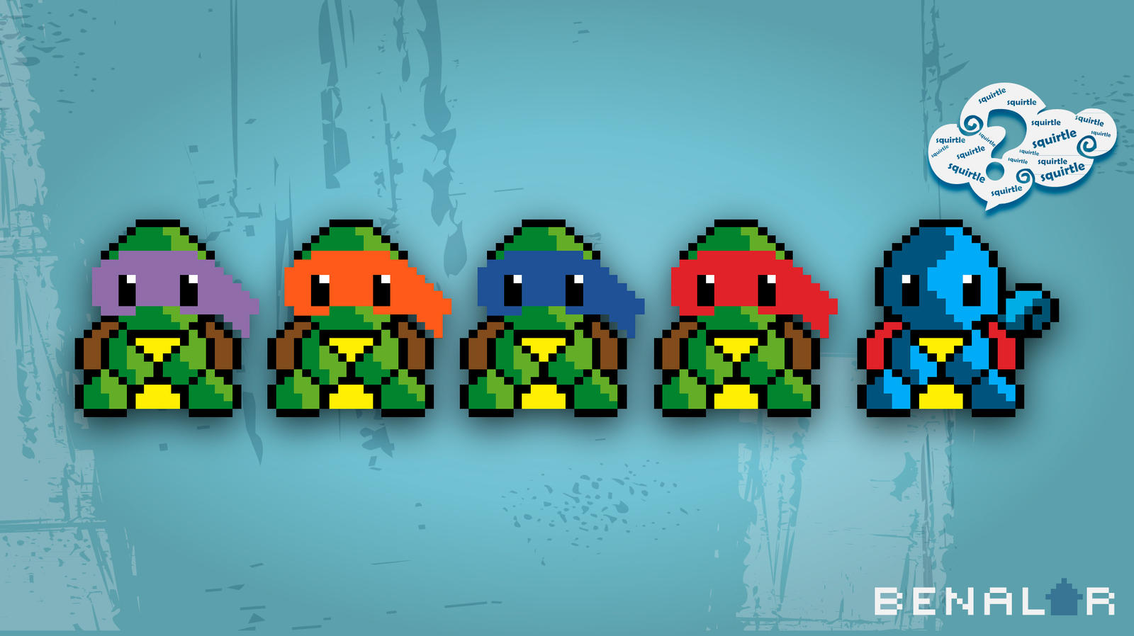 cute tmnt wallpapers