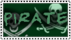 Pirate stamp 2 by Roojii