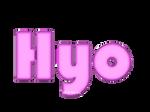 Texto Hyo Style