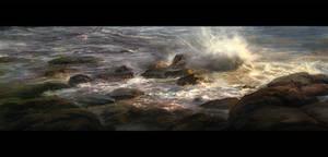 SmudgePainting-Rock_n_Water