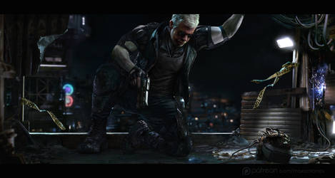 Ghost in the Shell - Batou