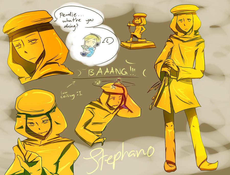 Pewdiepie - Stephano by ChibiGuardianAngel