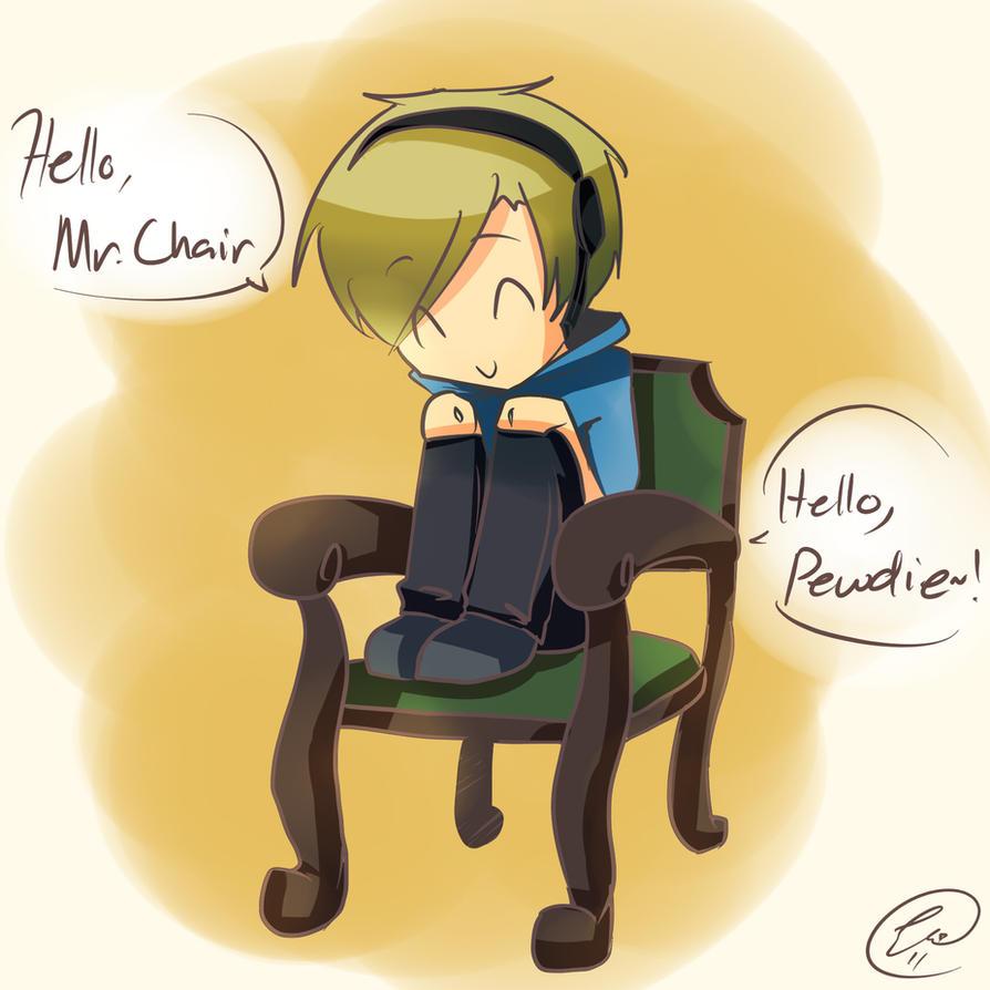 Pewdiepie Mr Chair Anime   www.pixshark.com - Images ...