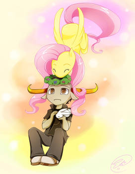 Tavros and Fluttershy