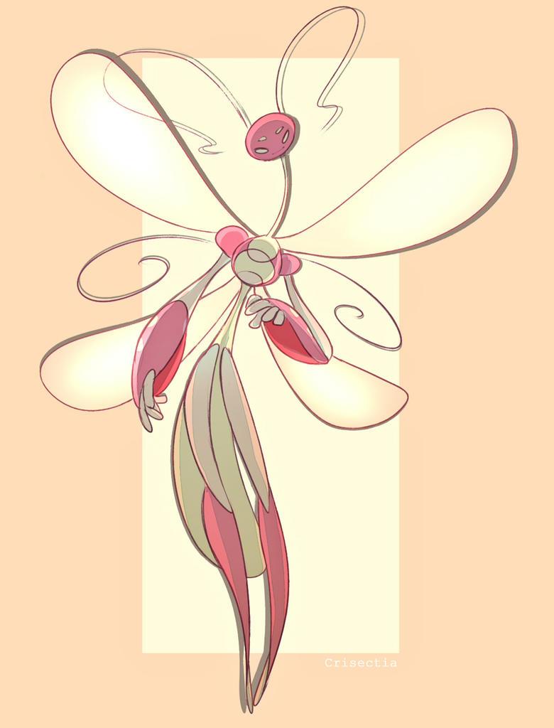 Crisectia: glow wings GLOW by ChibiGuardianAngel