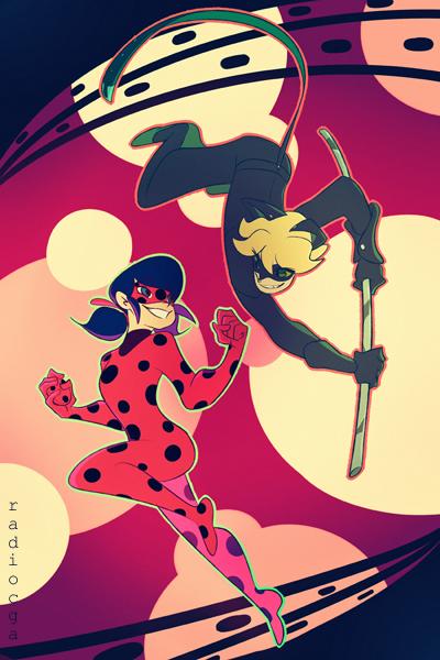 Miraculous Ladybug by ChibiGuardianAngel