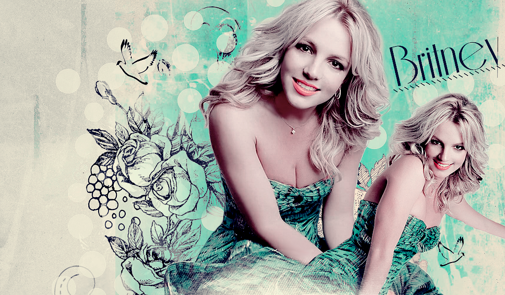 Britney Spears Wallpaper By RblFleur