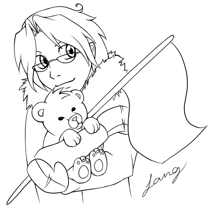 anime hetalia coloring pages - photo#9