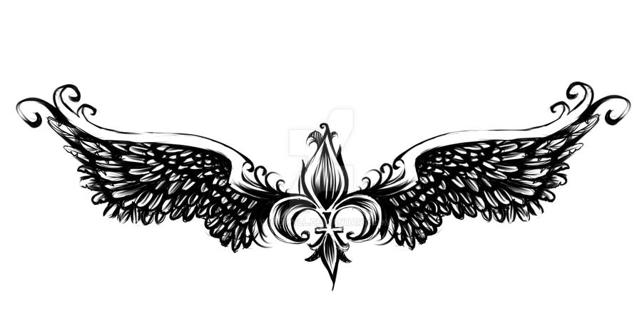 tattoo fleur de lys by windmyll on deviantart. Black Bedroom Furniture Sets. Home Design Ideas