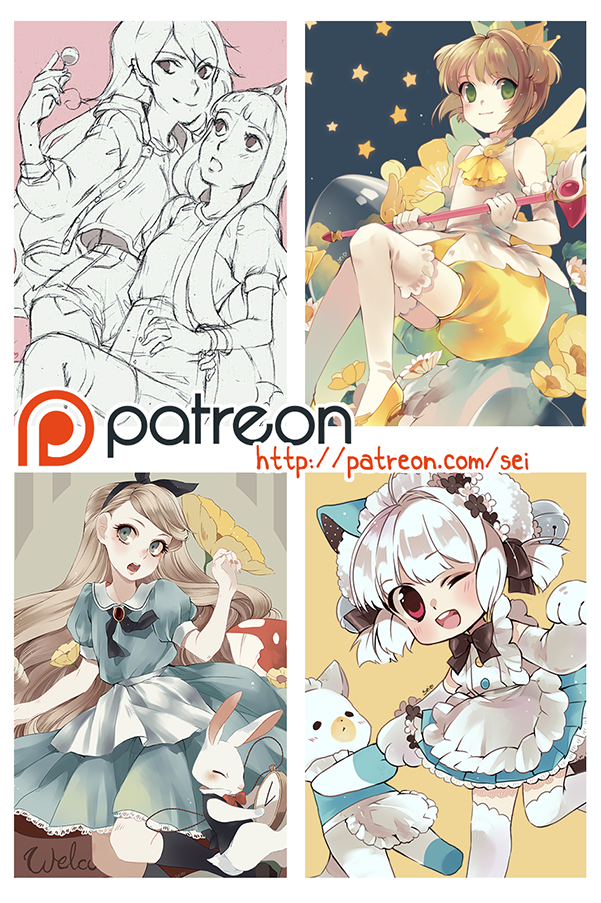 Patreon Small by Sei00