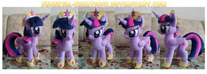 Twilight Sparkle with accessories