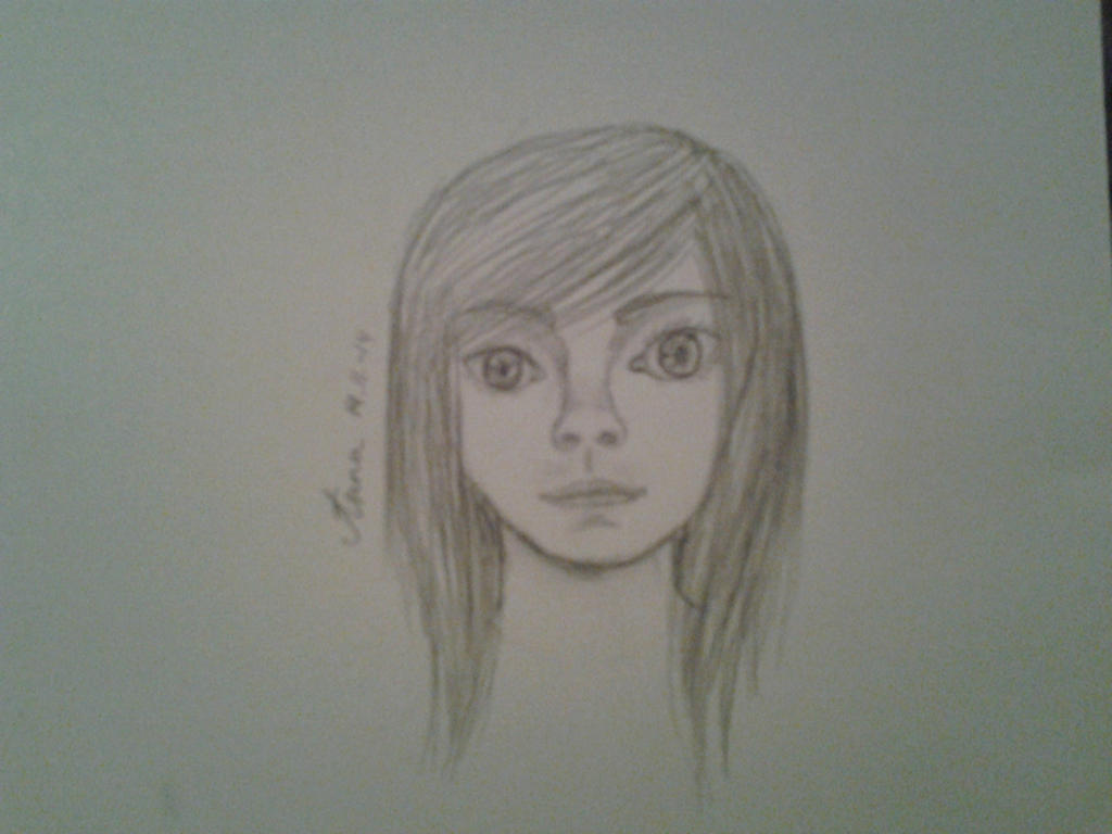 le random girl by FaraOrlantha