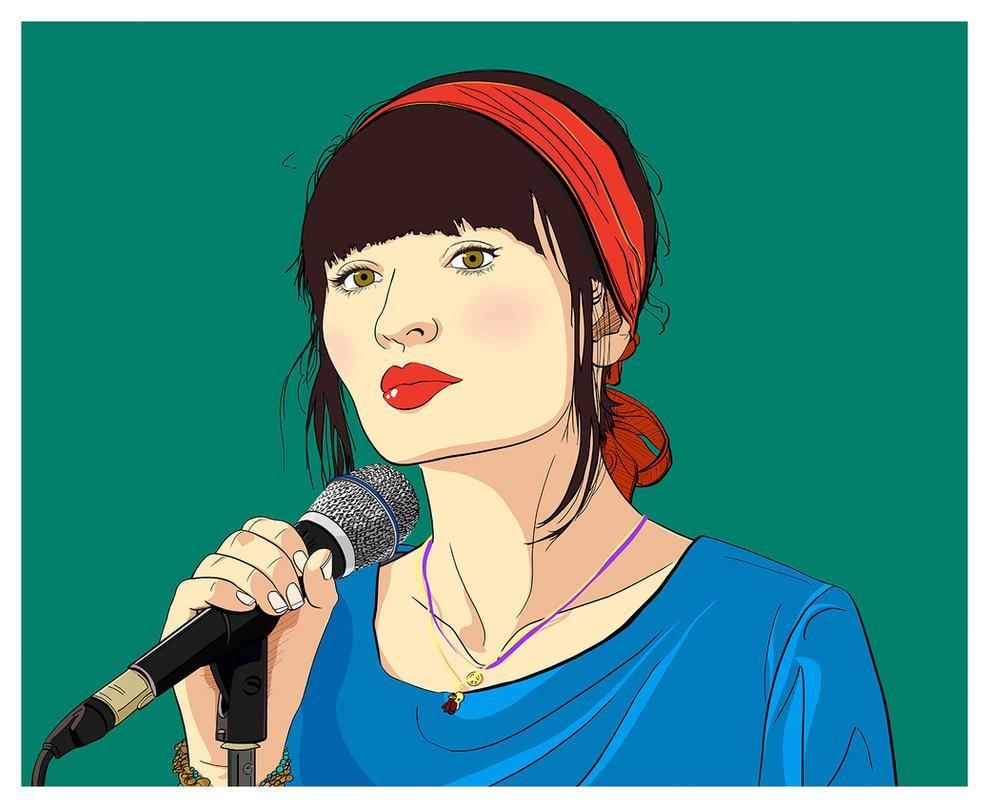 Emily Browning - God Help the Girl by yuyanda