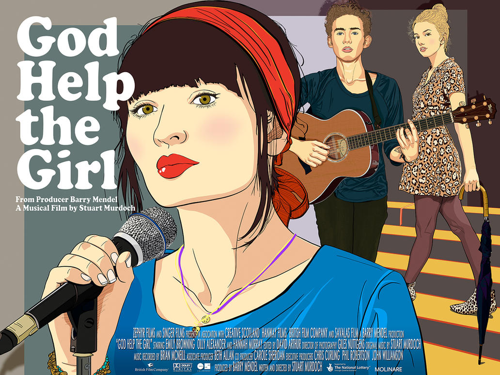 God Help the Girl by yuyanda