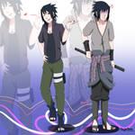 Sasuke meet Sasuke.