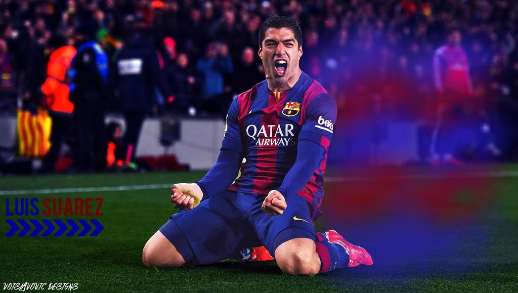 Luis suarez fc barcelona hd by voislavovicdesign on deviantart luis suarez fc barcelona hd by voislavovicdesign voltagebd Gallery