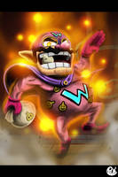 Wario Man by Pdubbsquared