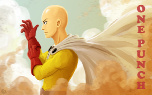 Caped Baldy... by Pdubbsquared