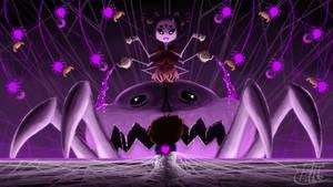 Spider Dance...