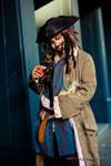 Undead Jack Sparrow