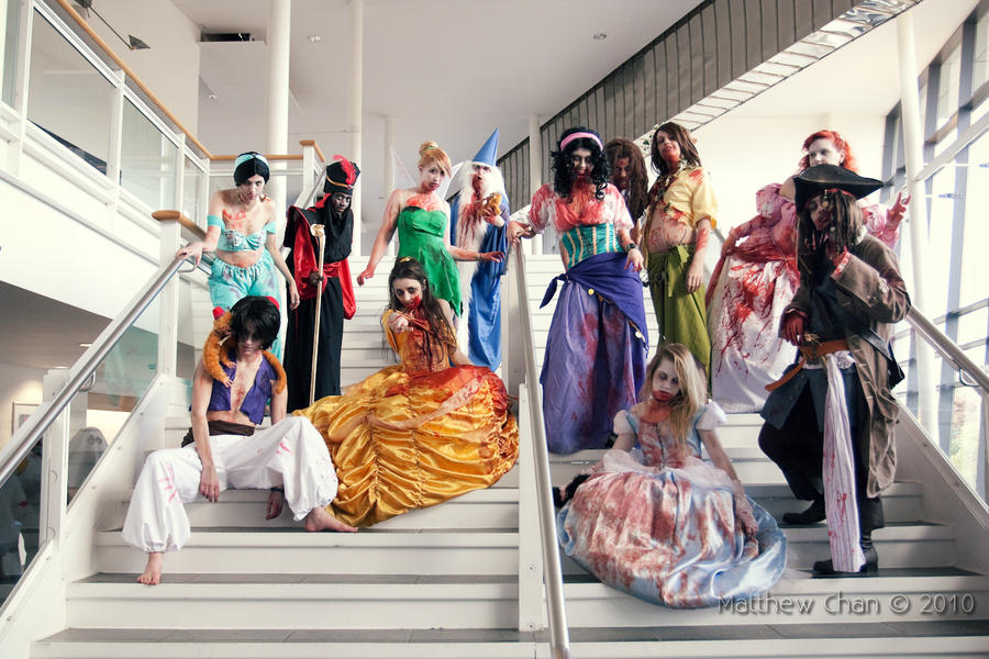 Undead Disney Midlands 2 by UndeadCosplay