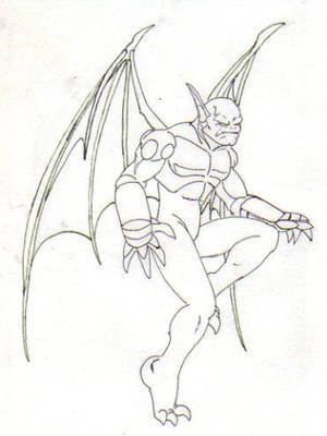 Demonite Sketch by martfam816