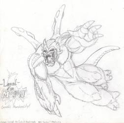 Mogon concept sketch by martfam816