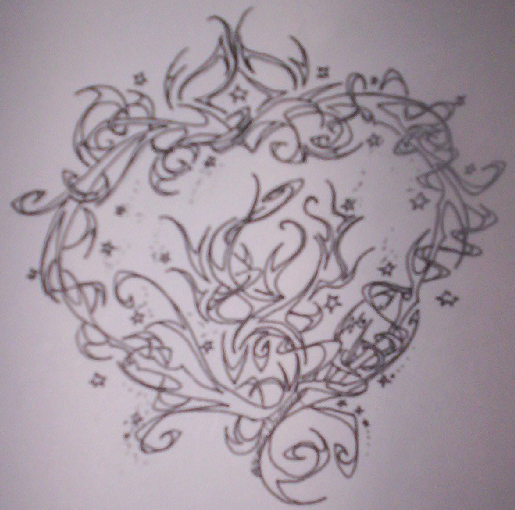 Tattoo designs rose thorns tattoo for Rose with thorns tattoo