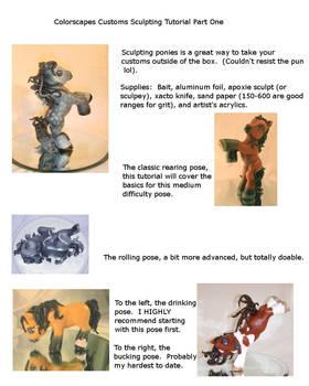 Sculpting Tutorial Part 1