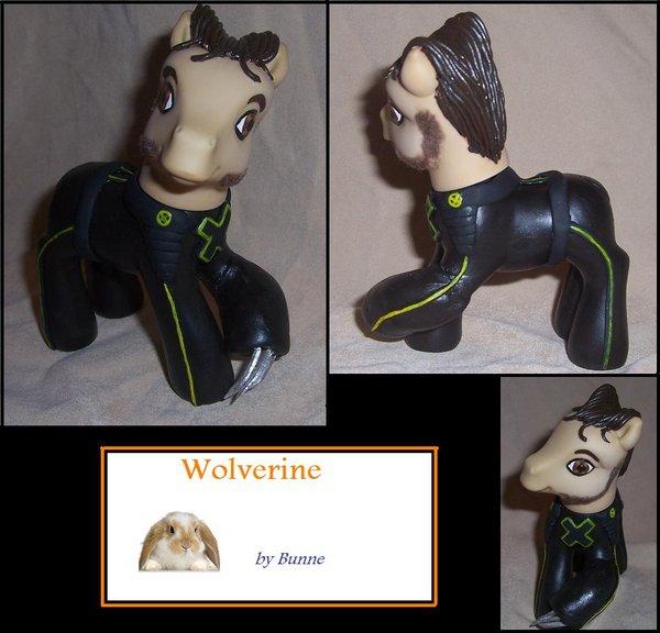 Wolverine by customlpvalley