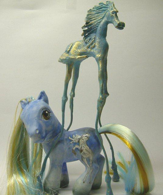 An Salvador Dali by customlpvalley
