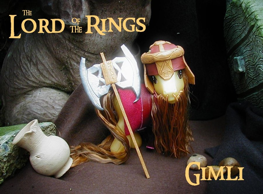 Gimli by customlpvalley