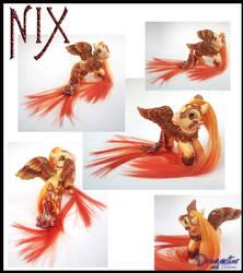Nix the Firebird by customlpvalley
