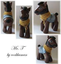 Mr T by customlpvalley