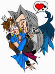 YingGirl and Sephiroth