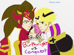 TGTN: Birthright vs Conquest 2