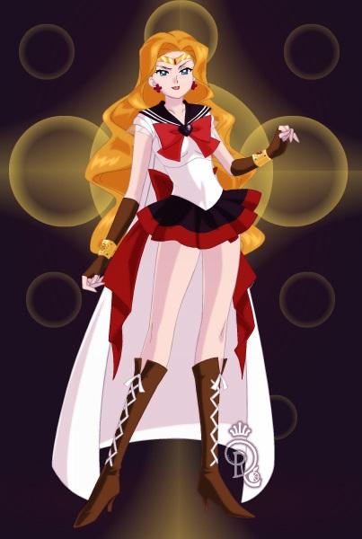 Sailor Templar by ThereGoesTheNGHBHD