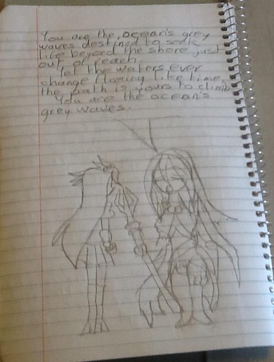 Azura and YingGirl by ThereGoesTheNGHBHD