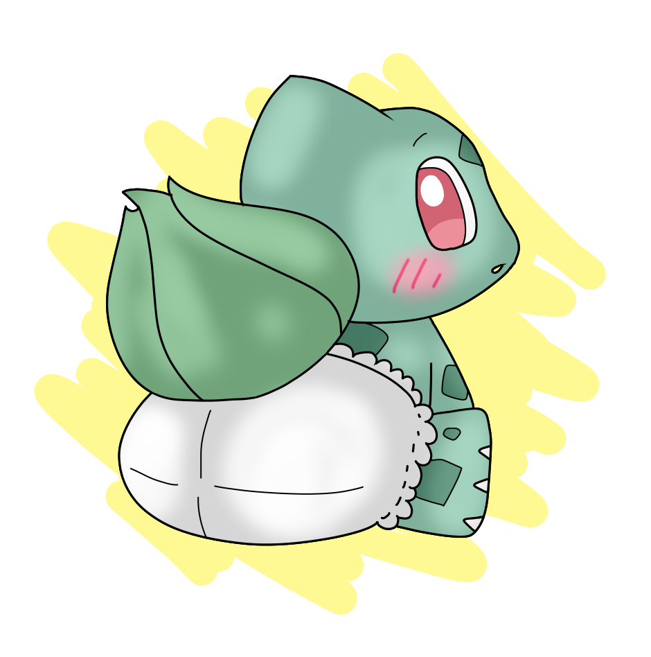 cute pokemon bulbasaur - photo #47