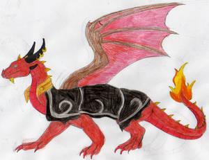 Drathir, le dragon bibliothecaire...