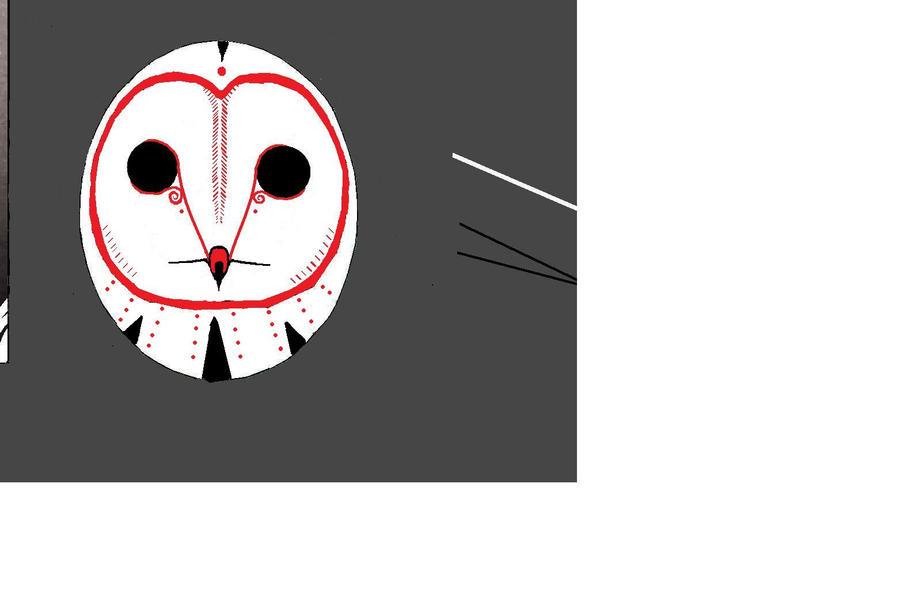 Anbu mask design by Slippywonder on DeviantArt