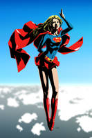 Supergirl by kit-kit-kit