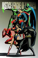 JLA by kit-kit-kit