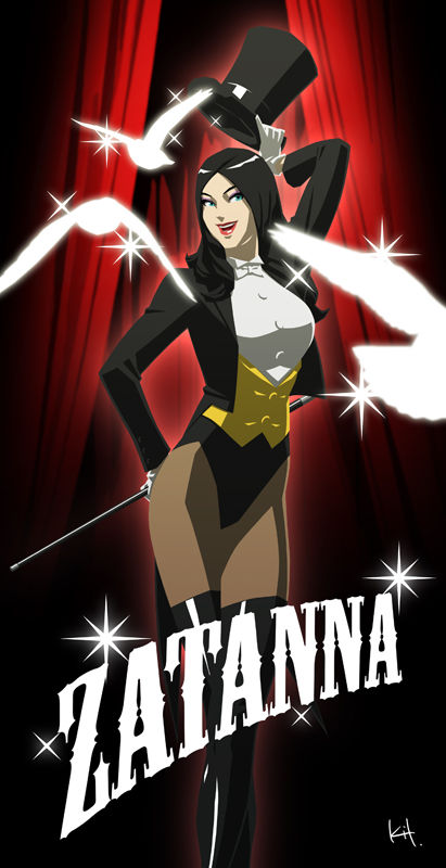 Mistress of Magic by kit-kit-kit