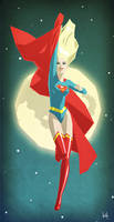 From the planet Krypton