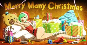 Merry Many Christmas