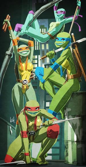 Invincible Turtles