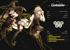 GT: Kakeru by yukihomu