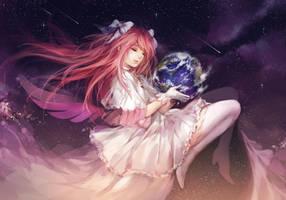 a precious planet by yukihomu