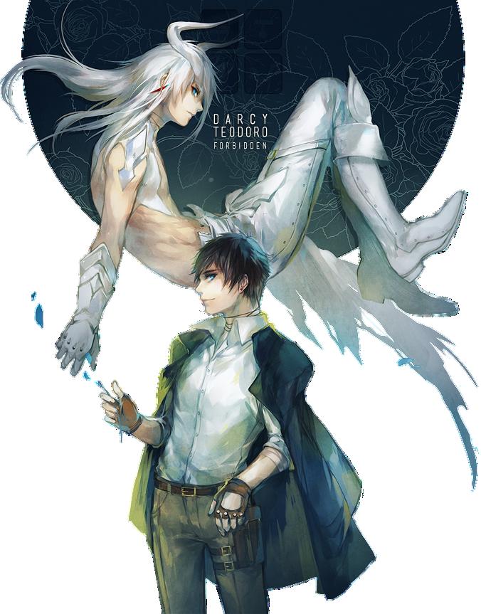 MAGE: Darcy by yukihomu